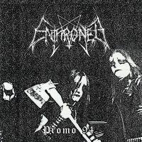 ENTHRONED (Bel) - Promo 94, CD