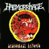 HAEMORRHAGE (Spa) - Anatomical Inferno, CD