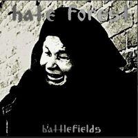 HATE FOREST (Ukr) - Battlefields, LP (bone vinyl)