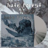 HATE FOREST (Ukr) - Purity, LP (silver vinyl)
