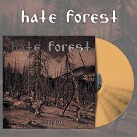 HATE FOREST (Ukr) - Sorrow,  LP (mustard vinyl)