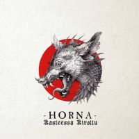 HORNA (Fin) - Kasteessa Kirottu, LP (white vinyl)