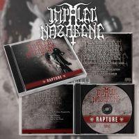 IMPALED NAZARENE (Fin) - Rapture, CD