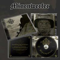 MINENWERFER (USA) - Alpenpässe, CD