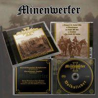 MINENWERFER (USA) - Volkslieder, CD